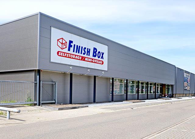 Finish Box | +36% meer organisch verkeer